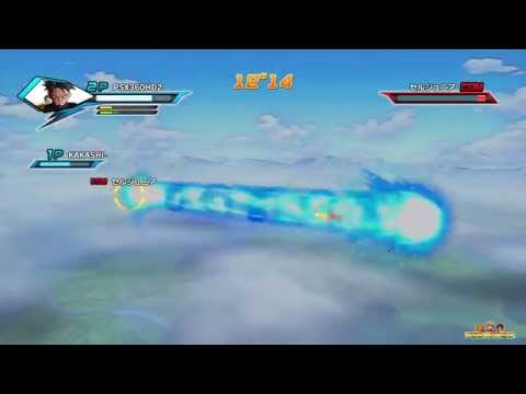[PS4] Dragon Ball: Xenoverse - Online Co-op #2 with @ShikasClouds | Parallel Quest (1080p)