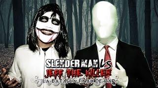Slenderman VS Jeff the Killer. Batalla de Rap (Especial Halloween)   Keyblade