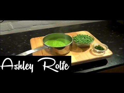 How To Make Modern Mushy Peas