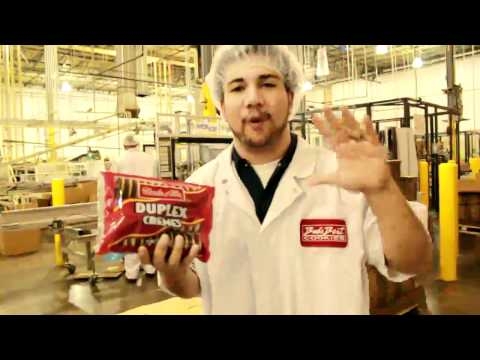 Bud's Best Cookies Factory Tour Video Review: BevNerd (Ep43)