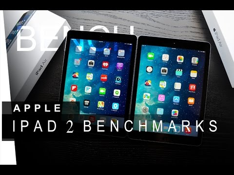 iPad Air 2 - Benchmarks