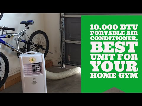 Best Portable Air Conditioners in 2017   For Home GYM