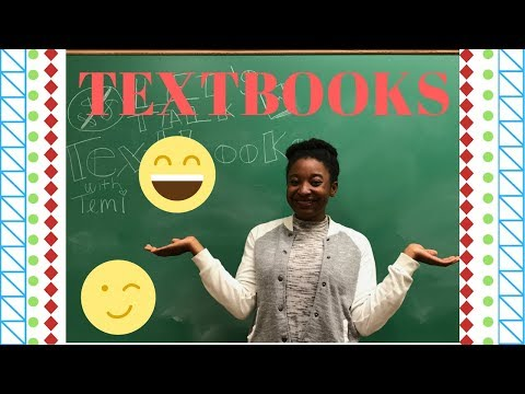 Buying Textbooks for College 💰 📚