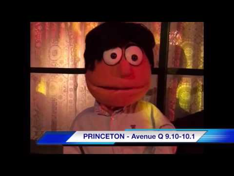 Interview with Princeton at The Noel S. Ruiz Theatre