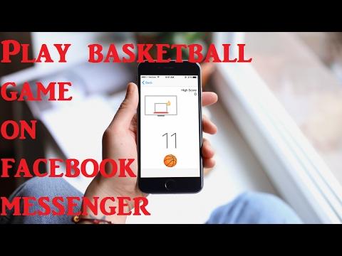 How to find a Hidden game in facebook Messenger