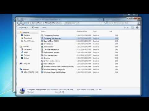 How To: Enable the WMI Monitoring Service in Windows