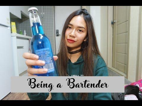 BEING A BARTENDER