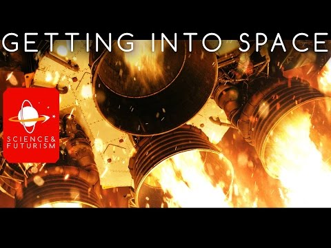 Upward Bound: Getting Into Space
