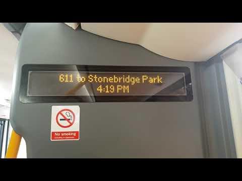611 to Stonebrdige Park