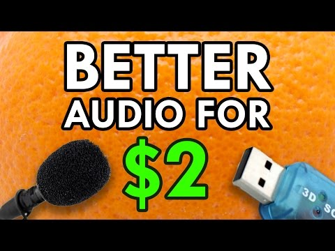 Improve Audio Quality of Your Youtube Videos for $2