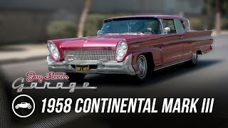 The Massive 1958 Continental Mark III - Jay Leno's Garage
