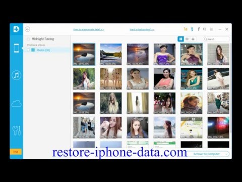 How to Recover Deleted Photos from iPhone 7/SE/6S/6/5S/5/4S