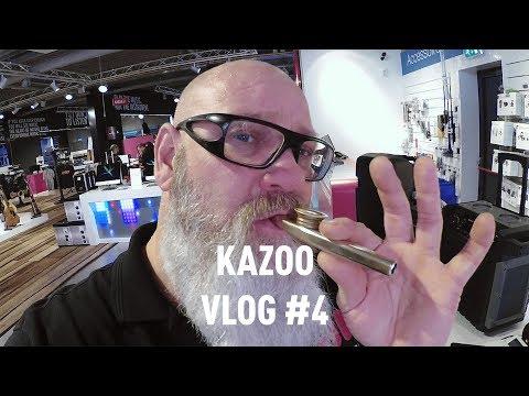 Kazoo - Sjoerd vlog #4