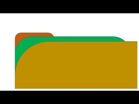 How to create rounded rectangles in ppt