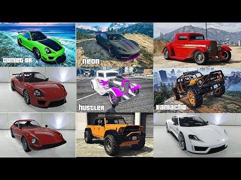 GTA Online DLC - NEW Unreleased Vehicles Release Dates (GTA 5)