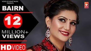 ✓ BAIRN | Vickky Kajla, Sapna Chaudhary | New Most Popular Haryanvi Songs 2016