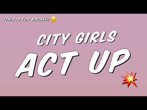 Xxx Mp4 City Girls Act Up Lyrics 3gp Sex