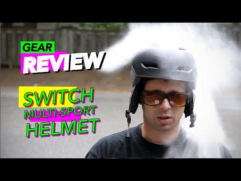 EXTREME GEAR REVIEW - Demon Dirt Switch Multi-Sport Helmet