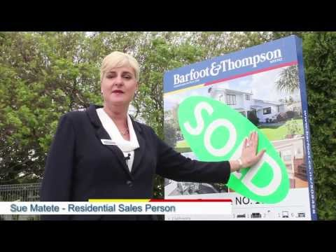 Sue Matete, Top Real Estate Agent Barfoot and Thompson Auckland New Zealand - Manurewa Branch