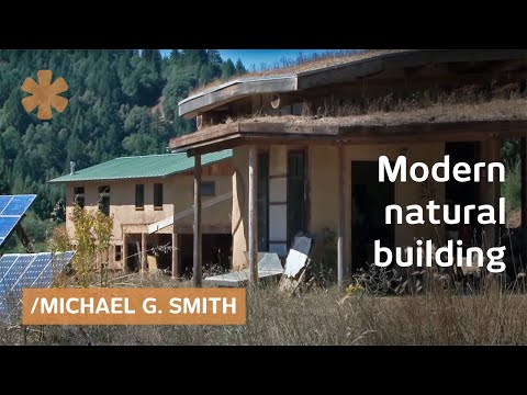 A return to natural building: why we will all build with straw & clay (again)