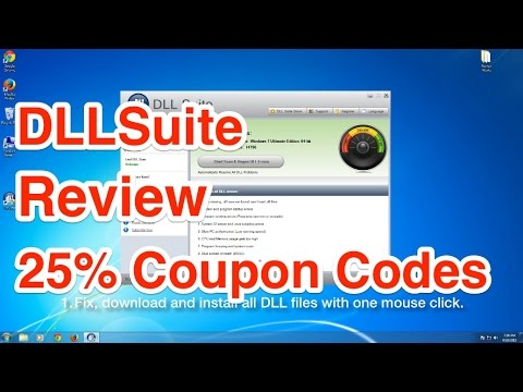 DLLSuite Review and 25% Coupon Code