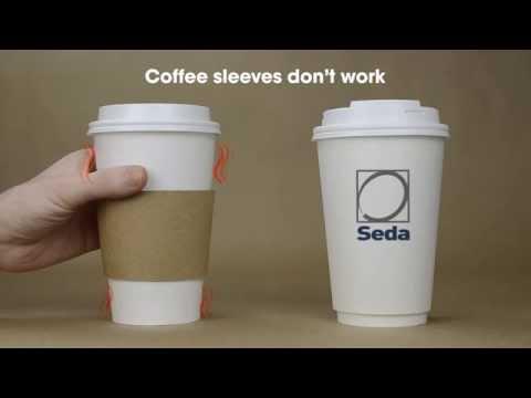 Seda Double Wall Cups