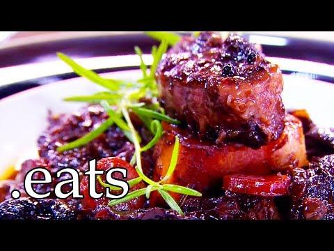 Zinfandel Braised Beef Shanks | Chef Michael Smith's Kitchen