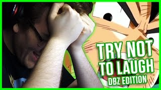 Download TRY NOT TO LAUGH CHALLENGE - DBZ EDITION Video