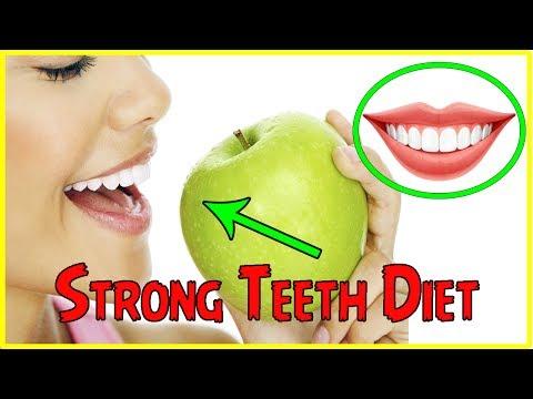 Foods That Strengthen Tooth Enamel | Best Foods for Healthy Teeth | Strong Teeth Diet