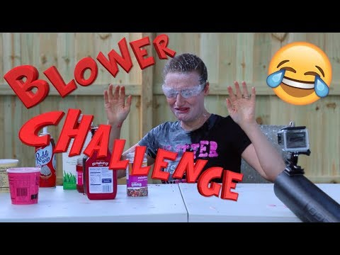 Funny and Wild New Challenge!!! Wind Tunnel Face Ice Cream Race!!!