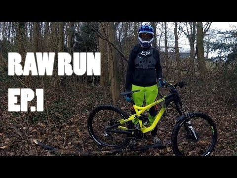Raw Ride EP.1 [downhill]