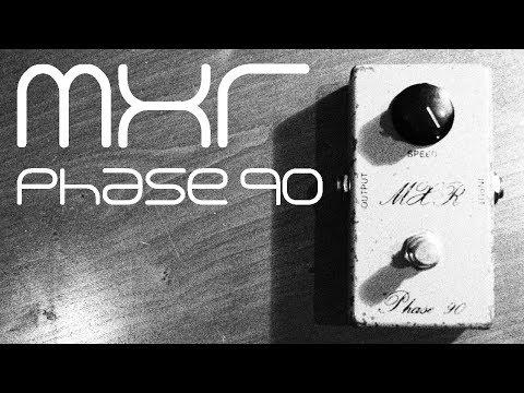 1974 MXR Phase 90 Demo (Bud Box)