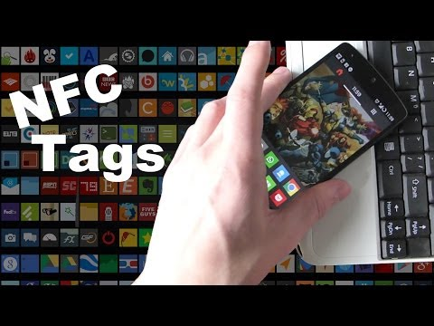 The Best Uses For NFC Tags? Alarms- Headphones- NetBooks