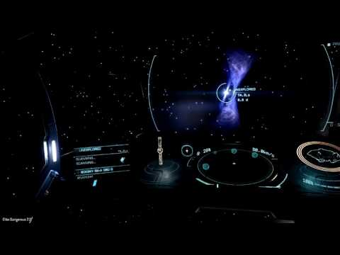 Elite: Dangerous Black Hole, Neutron Star & White Dwarf
