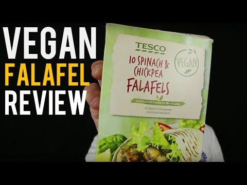 Tesco Vegan Falafel Taste Test Review - Is it Good For Fat Loss?