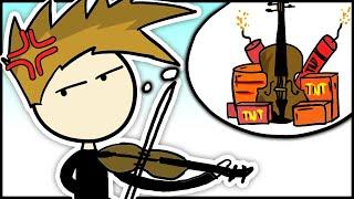 Husle Som Tak Nenávidel! - Animovaný Storytime CZ/SK