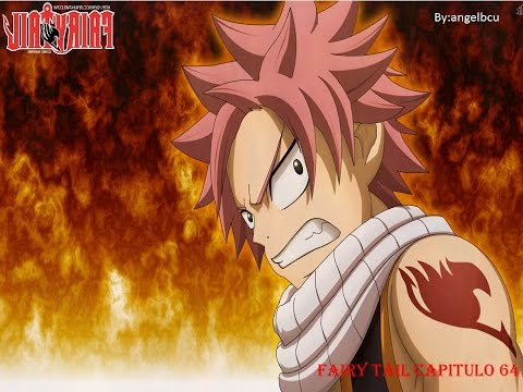 Fairy tail 2014 capitulo 64