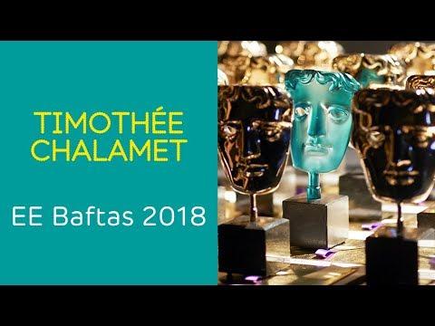 EE BAFTAs 2018: Timothee Chalamet, EE Rising Star Award Nominee 2018