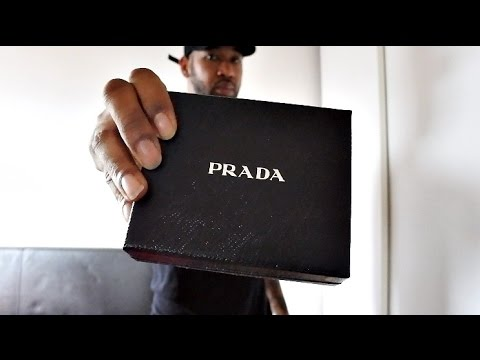BALENCIAGA PRADA & GIVENCHY DESIGNER WALLET REVIEW