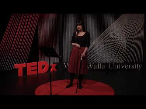 Chronic Illness and Social Media | Madeleine Boyson | TEDxWallaWallaUniversity