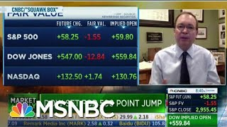 Doctor Fact Checks Mick Mulvaney's Comparison Between COVID-19 And Flu Mortalities | MSNBC