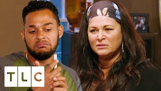 Molly is Horrified Of Taboo Conversation Between Luis and Olivia | 90 Day Fiancé