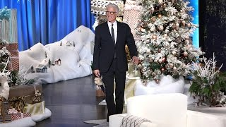 Ted Danson Talks Grandkids and His Good Place