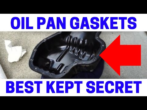 How To Replace Toyota Camry Oil Pan Gasket