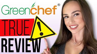 GREENCHEF REVIEW! DON'T USE GREEN CHEF Before Watching THIS VIDEO! GREENCHEF.COM