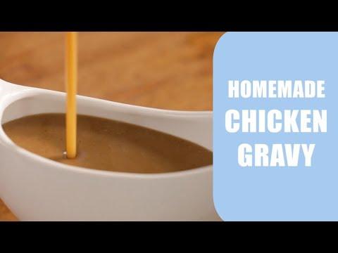 Easy Gravy | Chicken Gravy Sauce