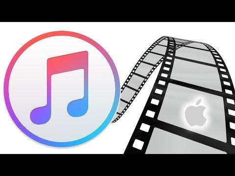 Como pasar películas/videos del ordenador al iPhone iPad iPod - itunes computadora