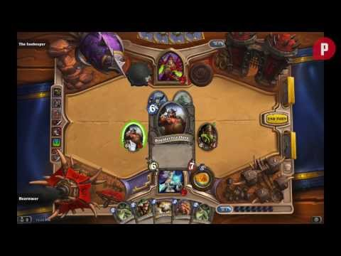 Hearthstone: Heroes of Warcraft - How To Unlock The Rogue Deck