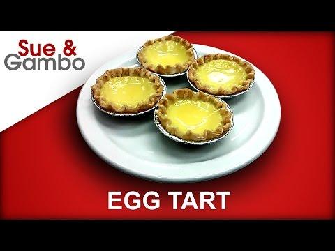 How to Make Egg Tart ( daan taat ) - Pillsbury Pie Crust Recipe