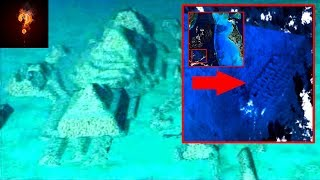 "Ancient City ""Built Underwater"" Found In Cuba?"